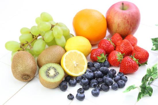 リンゴとイチゴとキウイとレモンはあなたを不自由にする